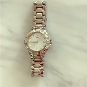 Guess Watch with crystal face